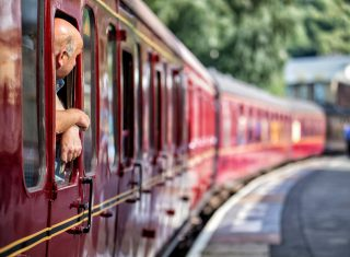 Keighley & Worth Valley Light Railway, West Yorkshire