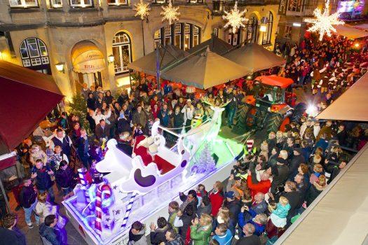 Kerstparade Christmas Parade Valkenburg-ncn