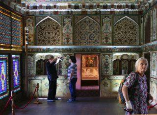 Khan's summer Palace , Azerbaijan