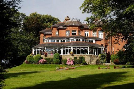 Kilhey Court Hotel & Spa, Standish, Wigan, Lancashire - Exterior (01-NCN)