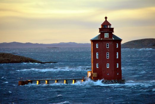 Kjeungskjær lighthouse, Norway - Hurtigruten © Matthias FreyHurtigruten