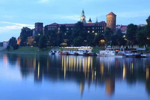 krakow wawel castle (C) polish tourist organisation