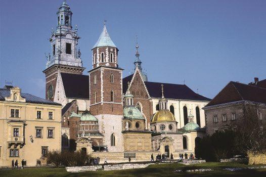 Wawel Castle, Krakow © Poland Tourist Organisationq