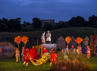 Kynren, County Durham, North East - Field of the Cloth of Gold
