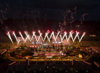 Kynren, County Durham, North East - Finale