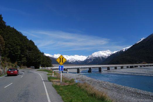 Arthurs Pass National Park ©Tourism New Zealand