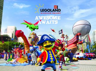 Legoland Group Tours