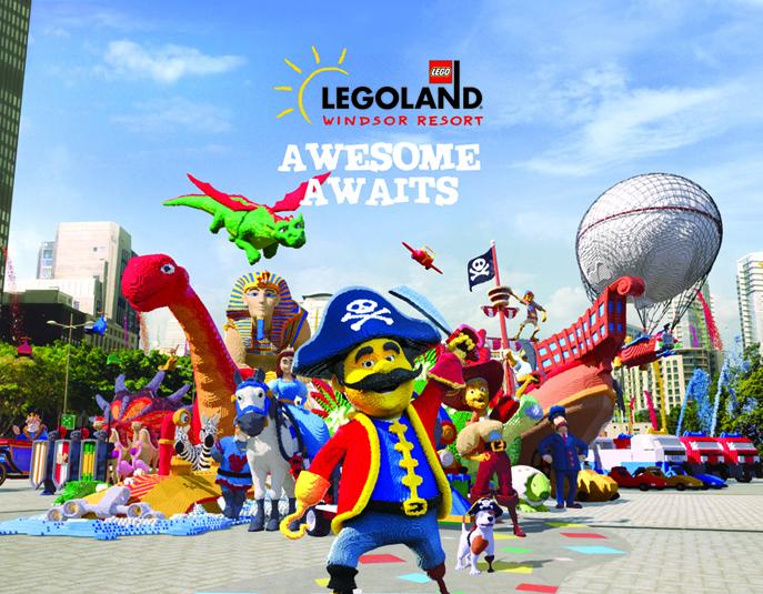 Legoland Group Tours