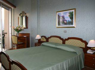 Hotel Bellevue & Mediteranee, Diano Marina - Double room (C) Hotel Bellevue & Mediteranee