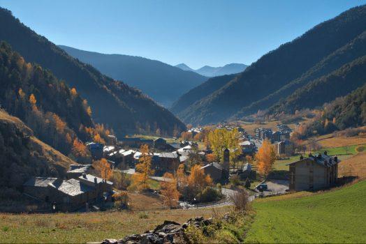 La Cortinada, Andorra for groups, group travel ©Andorra Turisme
