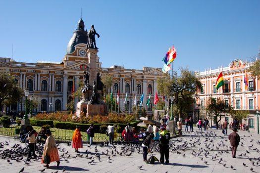 Bolivia, La Paz, group tour, group travel NCN