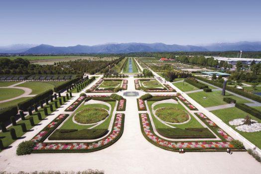 La Venaria Reale Palace, Gardens