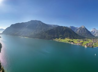 Farmer Festival, Lake Achensee, Tirol, Austria - View of the Lake © Achensee Tourismus EXPIRES 14.8.2020