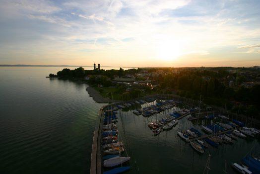 Lake Constance, Friedrichshafen ©Internationale Bodensee Tourismus GmbH_Fotograf Achim Mende
