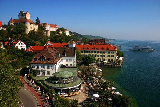 Lake Constance, Meersburg ©Internationale Bodensee Tourismus GmbH_Fotograf Achim Mende