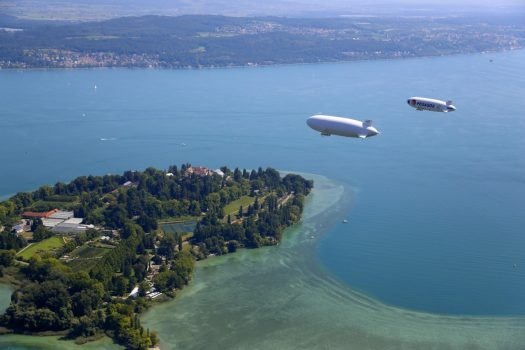Austria, Germany, Lake Constance, Zeppelin ©Internationale Bodensee Tourismus GmbH_Fotograf Achim Mende