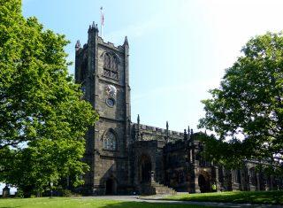 Lancaster Priory ©John Heighway