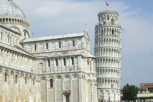 Leaning Tower of Pisa and Cathedral - Tuscany