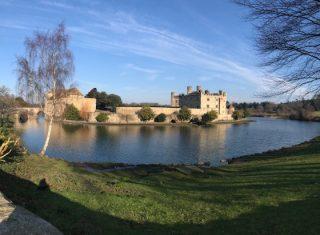 Leeds Castle, Maidstone,Kent (KWY-NCN)