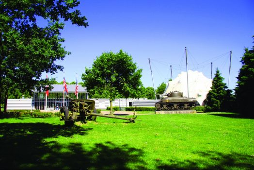 Netherlands, Holland, National Liberation Museum, The battle of arnhem, operation market garden, military, world war 2, WWII, group travel (email NCN)