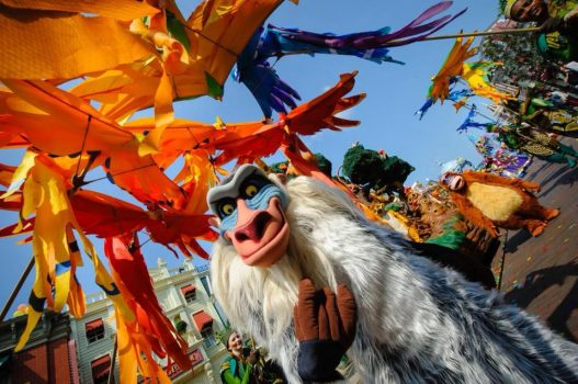 The Lion King and Jungle Festival © Disney