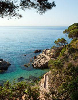 Lloret de Mar, Catalunya, Catalonia for groups, group trip to Spain - Cala Boadella ©Lloret Turisme