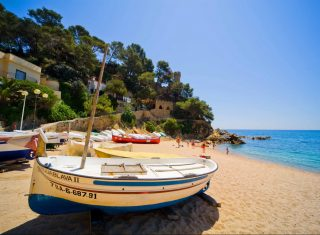 Lloret de Mar, Catalunya, Catalonia for groups, group trip to Spain - Cala Boadella © Lloret Turisme