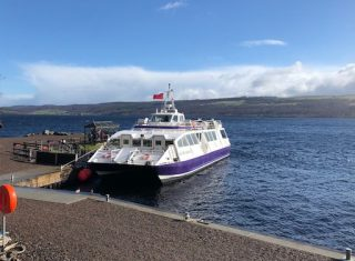 Loch Ness Jacobite Cruise, Scotland - Fam Trip March 2019