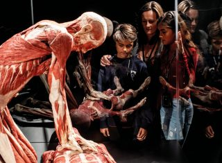 Body Worlds (01) © Jeff Moore