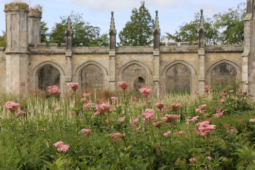 Lowther Castle, Penrith, Lake District, Cumbria - Gardens