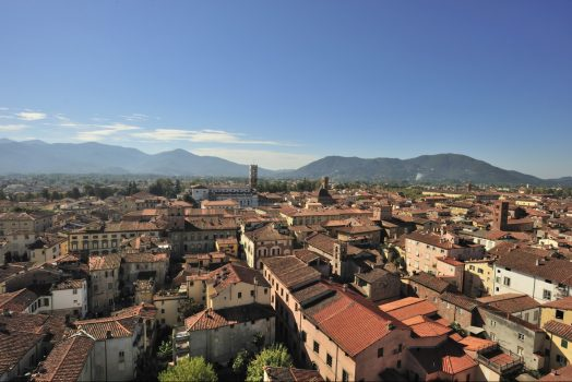 Italy, Tuscany, Lucca. © Gino Cianci Fototeca ENIT