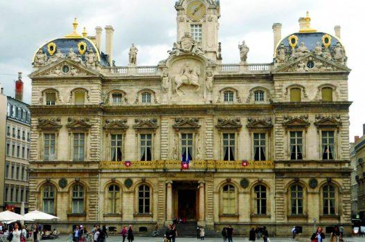 Lyon Town Hall, France