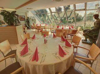 Best Western Atrium Arles restaurant (NCN)