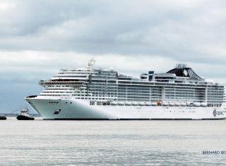 MSC Preziosa Ship Information © MSC