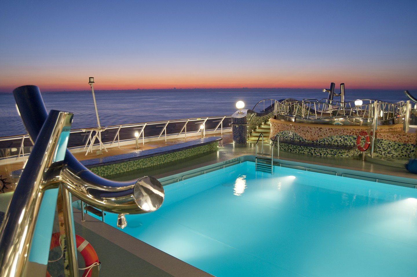 Leisure facilities on MSC Splendida - Greatdays Travel Group