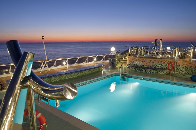 Leisure Facilities On Msc Splendida Greatdays Travel Group