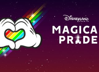 Magical Pride Logo Disneyland® Paris