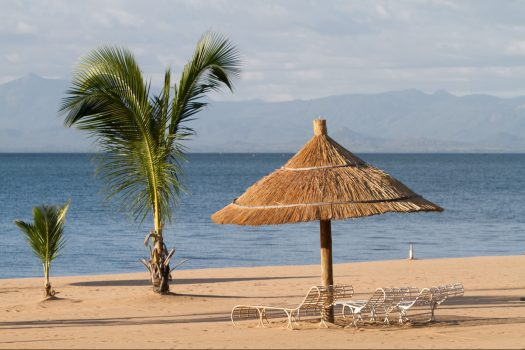 Malawi, Africa - Makokola Beach