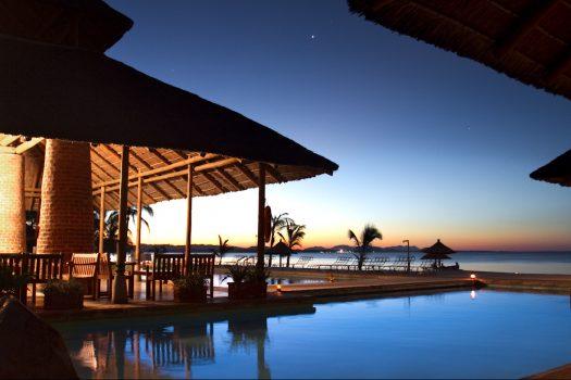 Malawi, Africa - Makokola pool