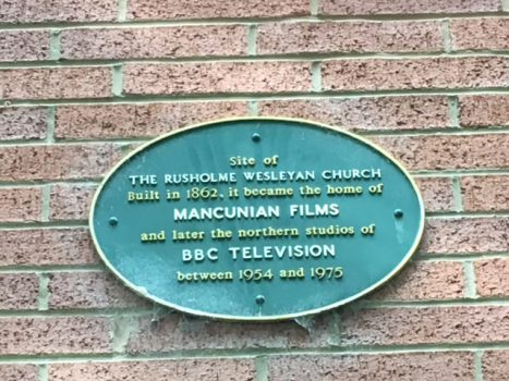 Manchester Music Story Tour - Rusholme Wesleyan Church (PBT-NCN)