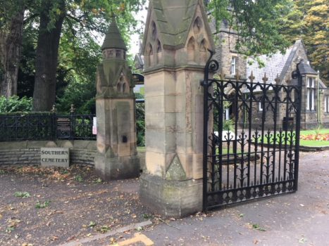 Manchester Music Story Tour - Southern Cemetery (PBT-NCN)