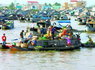 Mekong, Vietnam NCN