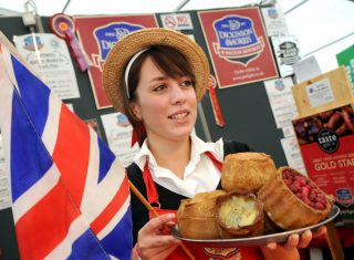 Melton Mowbray, Leicestershire - PieFest - Dickinson-Morris