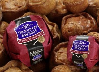 Melton Mowbray Pork Pies, Leicestershire - Pork Pies