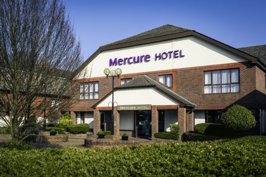 Mercure Dartford Brands Hatch Hotel & Spa, Kent - Exterior