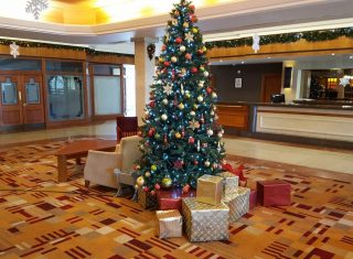 Mercure Daventry at Christmas