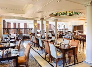 Mercure Haydock Hotel, Haydock - Restaurant (NCN)
