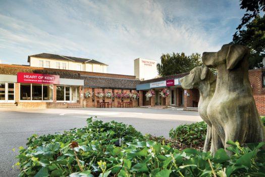 4* Mercure Maidstone Great Danes Hotel