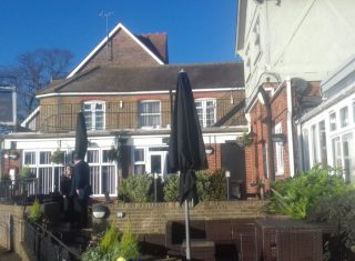 Mercure Thames Lodge Staines