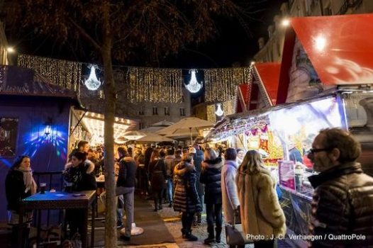 Metz Christmas Markets (c) Philippe Gisselbrecht-Office de Tourisme de Metz